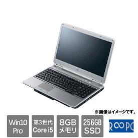 ☆永久保証の美品中古PC!☆PC-VK27MDZNG [VersaPro(i5 8G SSD256 マルチ 15.6 W10P64)]