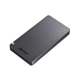 バッファロー SSD-PGM960U3-B/N [ポータブルSSD USB3.2 960GB ブラック]