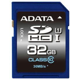 ADATA ASDH32GUICL10-R [SDHCカードUHS-1class1032GB]