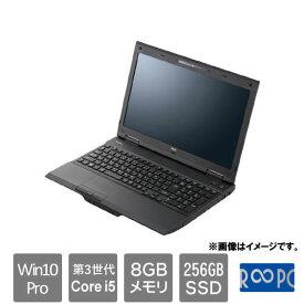 NEC ☆永久保証の美品中古PC!☆versapro VK26TXZCG(Corei5 8GB SSD256GB 15.6 W10P)