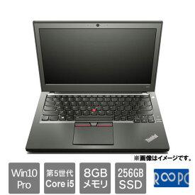 レノボ・ジャパン ☆永久保証の美品中古PC!☆20CLS8E800RB [ThinkPad X250 (Core i5 8GB SSD256GB 12.5 Win10Pro)]