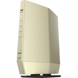 バッファロー WSR-5400AX6S/DCG [無線LANルーター 11ax/ac/n/a/g/b 4803+573Mbps WiFi6/Ipv6対応]