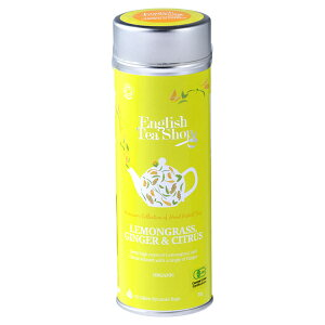 レモングラス&ジンジャー【15】丸缶