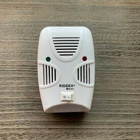 (全品5%還元)(RIDDEX QUAD 1個) 正規代理店から譲り受けた間違いない正規品 (害虫駆除・ゴキブリ・ネズミ・電磁波・超音波)