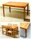 食堂テーブル 幅120 奥行75角の四角いタイプ 21.0kg[ダイニングテーブル アレン 120X75]
