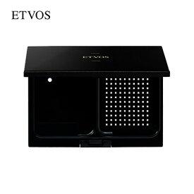 エトヴォス(ETVOS)公式ショップ 「プレストタイプミネラルファンデーション ブラックケース」【etvos】【30日間返品保証】