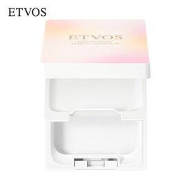 エトヴォス(ETVOS)公式ショップ 【個数限定】限定デザインの鏡付き2段コンパクト。「タイムレスフォギー2段コンパクト」【30日間返品保証】