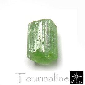 【現品限り】 トルマリン グリーントルマリン 結晶 原石 パワーストーン ルース 天然石 10月 誕生石 送料無料