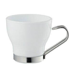 【SALUS セイラス】『オスロホワイト エスプレッソカップ』【オスロ エスプレッソ カップ コップ 強化ガラス ホット カフェ ティータイム コーヒー 紅茶】