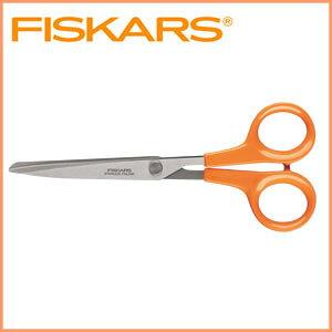 『FISKARS フィスカース 事務用 ハサミ FF-9859』【はさみ 文房具 FISKARS】【メール便対応】