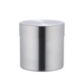 【数量限定セール!】『バール ステンレスキャニスター 530ml』【コーヒー用品 お茶缶 保存容器 コーヒー豆 キャニスター ステンレス 茶筒】