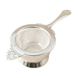 【送料無料】『ヌーブルティーストレーナー シルバー (400812)』【smtb-KD】【日本製 ストレーナー 茶こし ティータイム 食器 紅茶 キッチン】