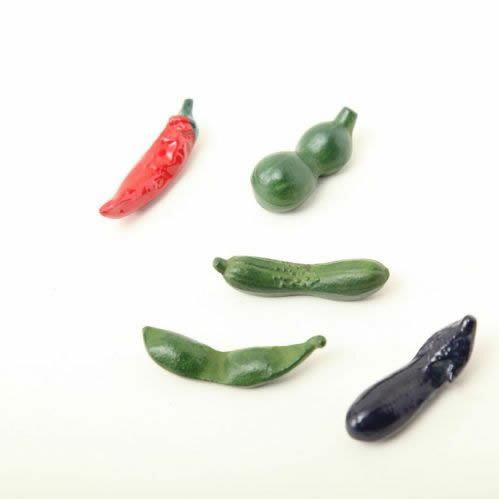 『南部鉄野菜の箸置』【南部鉄器 キッチン テーブルウェア 箸置き はしおき 卓上小物】【メール便 (ゆうパケット) 対応】