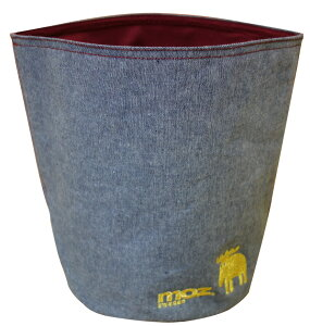 【当店商品2点以上購入で送料無料】MOZ ランドリーバッグ コインランドリー用 バック ミディアム 洗濯物入れ 1015863
