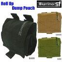 【正規輸入代理店直売】karrimor SF Roll Up Dump Pouch M020 ・ カリマー SF ロールアップ ダンプポーチ【ミリタリー ポーチ】