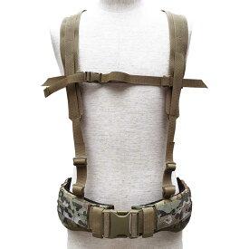 【タスマニアンタイガー】 ウォーリアーベルトMK3 マルチカム・Tasmanian Tiger Warrior Belt【正規輸入代理店直売】【送料無料】