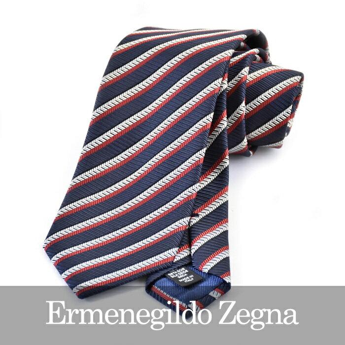 エルメネジルドゼニア ERMENEGILDO ZEGNA ネクタイ Z8D11 1L8 A NV 【送料無料】