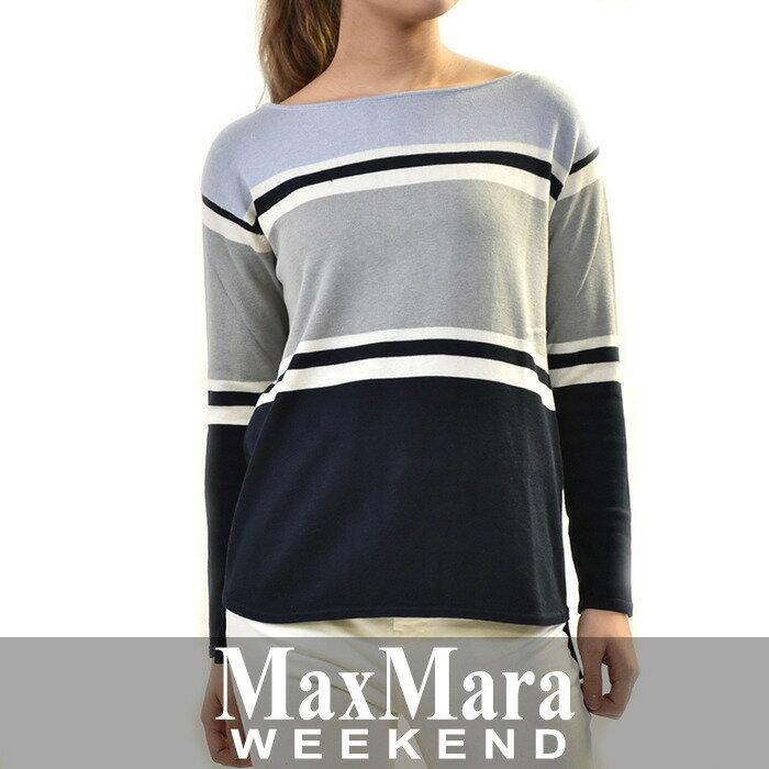 マックスマーラ ウィークエンド セーター MAXMARA WEEKEND NEBBIA 53611587 27 【2018春夏新作】【SALE】【レディース】