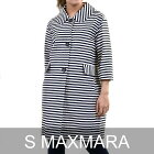 エス マックスマーラ スプリングコート S MAXMARA MASTRO 90810882 4 ボーダー
