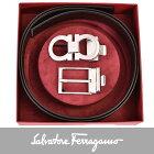 フェラガモ リバーシブルベルト バックルセット FERRAGAMO 679761 0671995 NERO 【メンズ】 【バレンタイン ギフト】【ラッピング】【プレゼント】