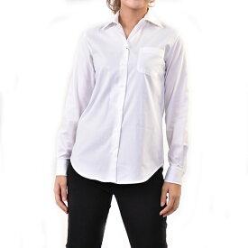 マックスマーラ ウィークエンド クラッシクシャツ MAXMARA WEEKEND CAIRATE 51160383 2 ホワイト