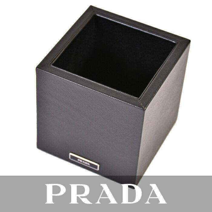 激レア プラダ PRADA ペン立て OGGETTI DA SCRIVANIA デスクトップオブジェクト 2AR310