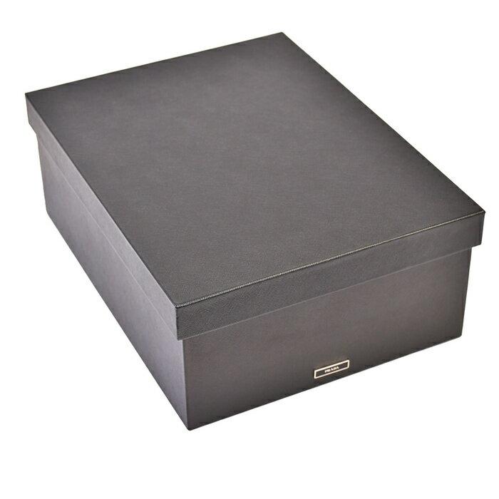 激レア プラダ PRADA ボックス 箱 2AR312 NEROブラック ラスト1点