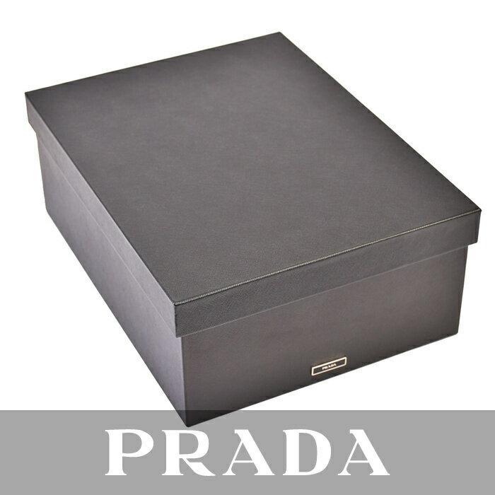 激レア プラダ PRADA ボックス 箱 2AR312 NEROブラック