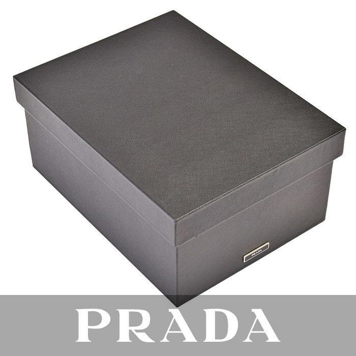 激レア プラダ PRADA ボックス 箱 2AR313 NEROブラック