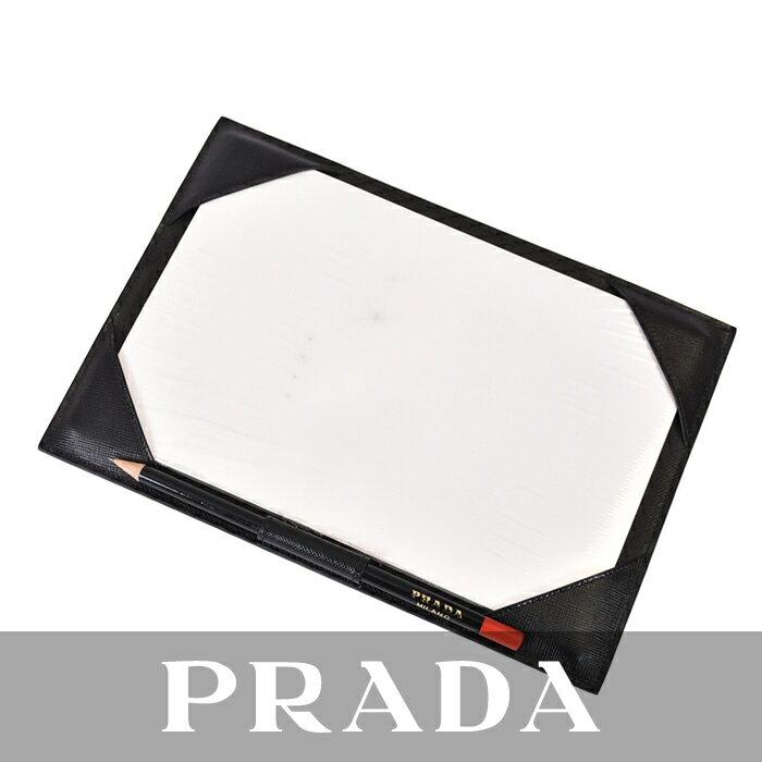 激レア プラダ PRADA メモパッド OGGETTI DA SCRIVANIA デスクトップオブジェクト 2AR384