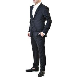 【67%OFF】 カルバンクライン シングルスーツ CALVIN KLEIN K10K 103080 103082 013 ブラック メンズ【楽天スーパーSALE 半額以下】