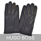 ヒューゴボス 山羊革 グローブ HUGO BOSS HARVY 50394168001 ブラック