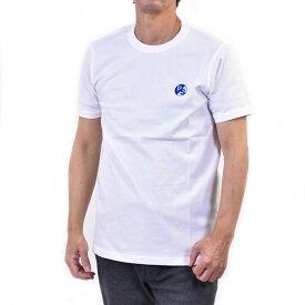 ポール スミス Tシャツ PAUL SMITH PUXD 010R P9962 01 ホワイト メンズ