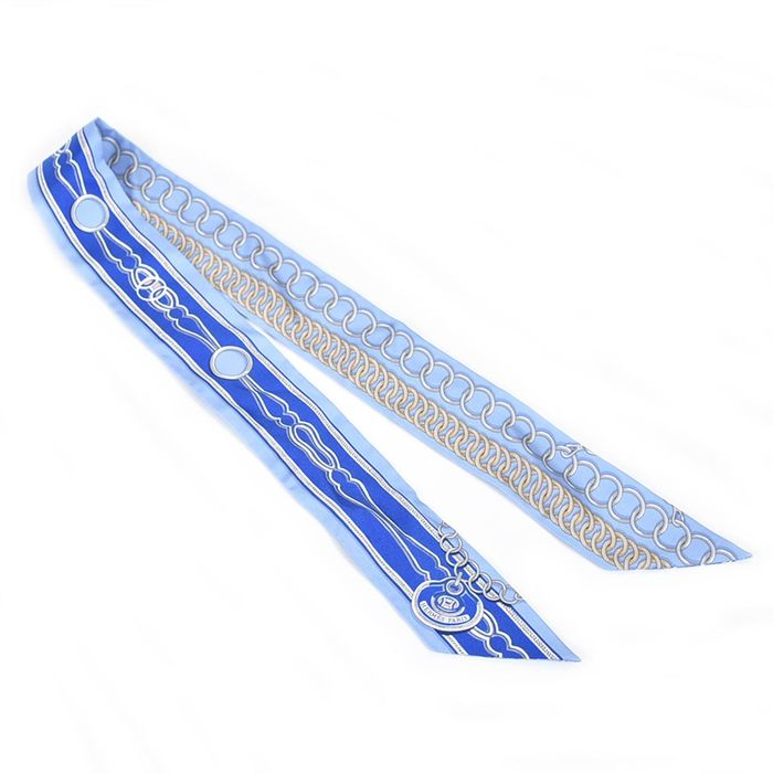 エルメス ツィリー HERMES H063357S 03 ブルー