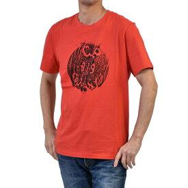 シーピーカンパニー メンズ Tシャツ C.P. Company 06CMTS153A 547 レッド