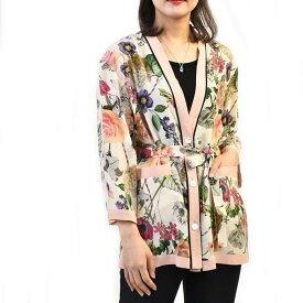 マレーラ シルク ジャケット MARELLA FIEMME 31910392 001 ピンク