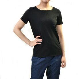 マックスマーラ ウィークエンド Tシャツ MAXMARA WEEKEND MULTIC 59710597 003 ブラック 【ポイント10倍】