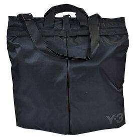 ワイスリー ナイロン トートバッグ Y-3 FQ6995 TOTE ブラック adidas アディダス【FINAL SALE】