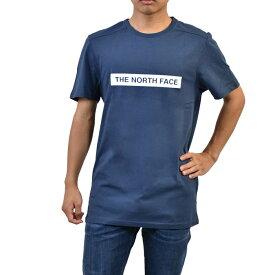 ザノースフェイス LIGHT Tシャツ THE NORTH FACE NF0A3S3ON4L1 ブルー メンズ メール便無料 父の日 ギフト 【XLサイズのみ ラスト1点 セール】