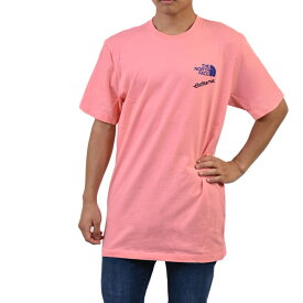 ザノースフェイス XTREME Tシャツ THE NORTH FACE NF0A4AA1L291 ピンク メンズ メール便無料【FINAL SALE】