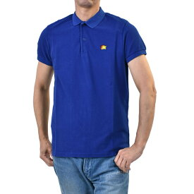 アトランティック スターズ メンズ 半袖 カジュアル ポロシャツ ATLANTIC STARS AMS1916 8 ブルー