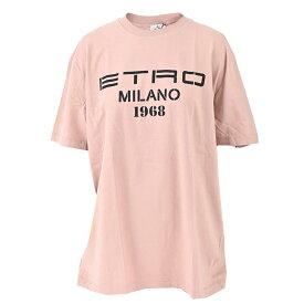 エトロ ロゴTシャツ ETRO 14517 9468650 ピンク レディース