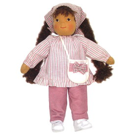 Heidi Hilscher ハイデ ヒルシャー Lieschen リーヒェン〜ドイツの小さな街ウルムに工房をかまえるハイデ ヒルシャーの手作りのお人形です。自然素材で作られています。