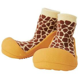 Baby Feet ベビーフィート Animal-Giraffe アニマル ジラフ〜BabyFeet(ベビーフィート)のキュートなアニマル柄。ベビーフィートは生体力学研究に基づき作られたベビーシューズです。