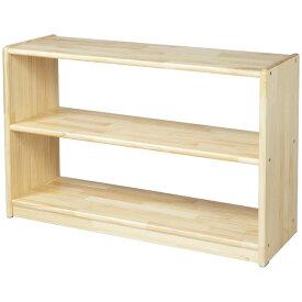 ブロック社 白木棚<小>〜幼稚園・保育園にオススメなブロック社の木製子供用収納家具。収納に便利な白木棚です。