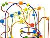 BorneLund bonerundorupinguchampion~荷兰,乔伊玩具公司的电线像云霄飞车那样是复杂的大型尺寸的rupingu。