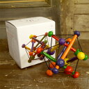 BorneLund ボーネルンド マンハッタントーイ スクイッシュ〜ボーネルンドのスタイリッシュなデザインの赤ちゃんの木製玩具。0歳から赤ちゃんの手遊びにオスス...