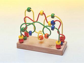 是BorneLund bonerundorupingufani~荷兰,乔伊玩具公司制造的呈锯齿状的电线具有特征性的rupingu。
