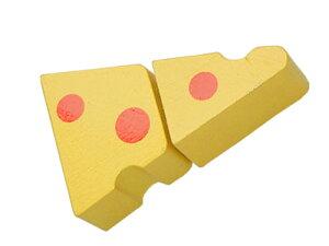 木のままごとあそび チーズ