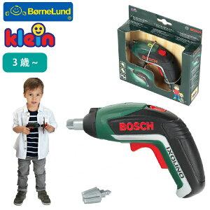 Bornelund ボーネルンド クライン BOSCH(ボッシュ) 電動ドライバー 男の子、女の子の3歳、4歳の誕生日やクリスマスプレゼントに人気の、BorneLund(ボーネルンド)の、いつでもどこでも大工さん